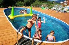 Karlsbad Pension Dvur Stran Swimming Pool