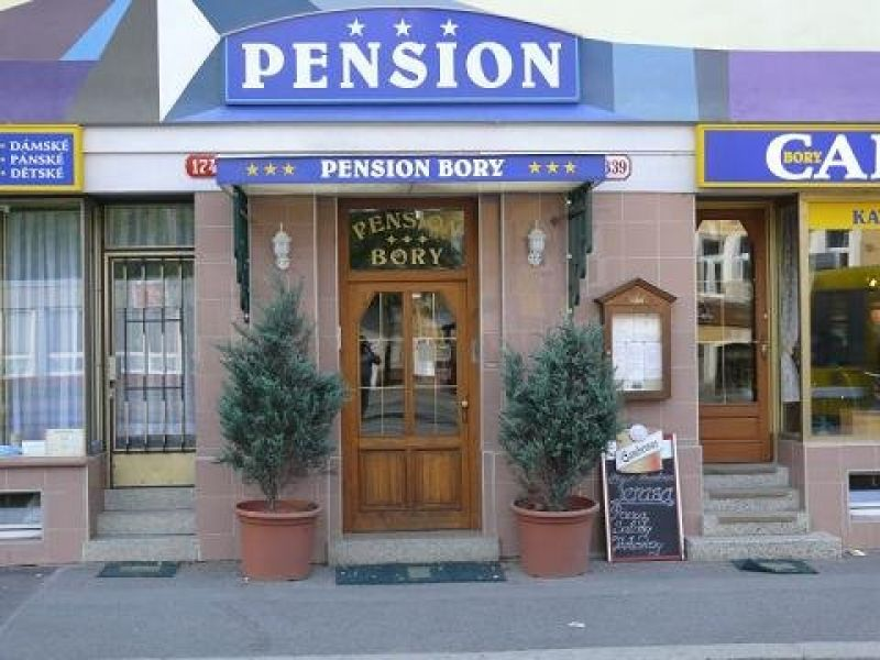 1 Pension BORY