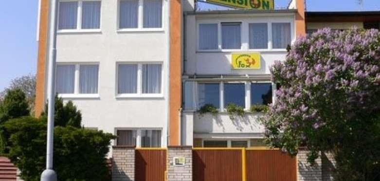 4c6202bcdd Penzion FOX - Okolí - Praha 14 - Hostavice