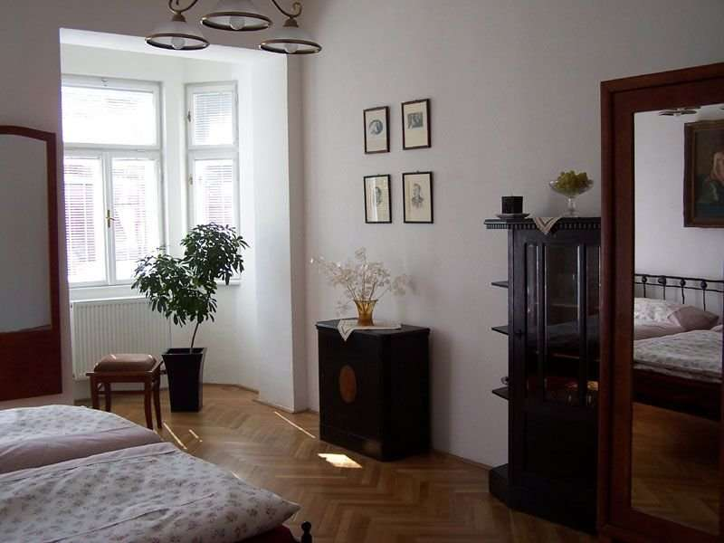 Apartma art deco loznice 2
